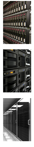 Rack mount raid storage
